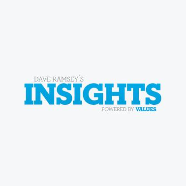 Dave Ramsey's Values Assessment