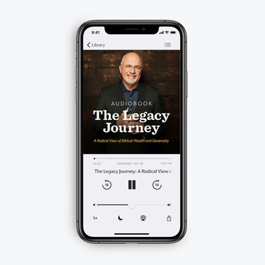 The Legacy Journey by Dave Ramsey (Audiobook Download)