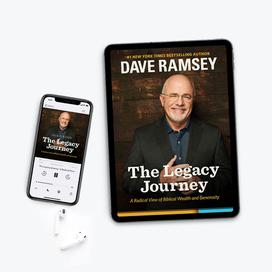The Legacy Journey - by Dave Ramsey (MP3 Audiobook + eBook Download)