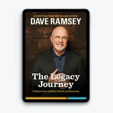 The Legacy Journey by Dave Ramsey (eBook)