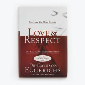 Love & Respect - Hardcover Book