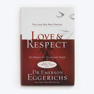 Love & Respect - Hardcover Book