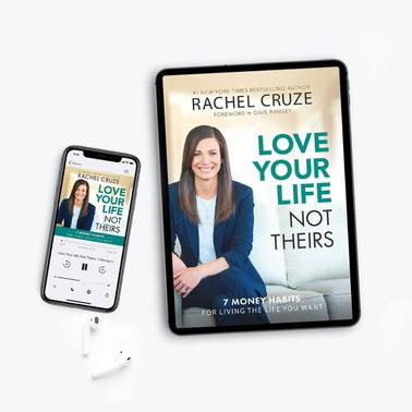 Love Your Life, Not Theirs - Audiobook + E-Book