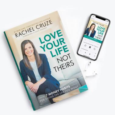 Love Your Life, Not Theirs - Hardcover + Audiobook