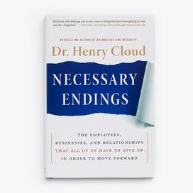 Necessary Endings - Hardcover Book