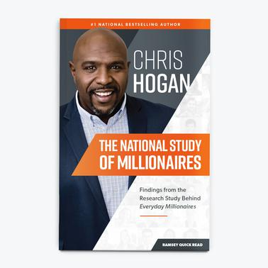 The National Study of Millionaires - Quick Read