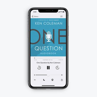 One Question by Ken Coleman (Audiobook Download)