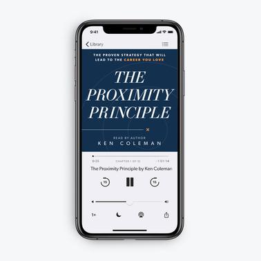The Proximity Principle Audiobook