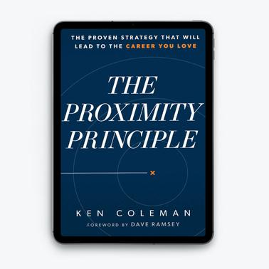 The Proximity Principle E-Book