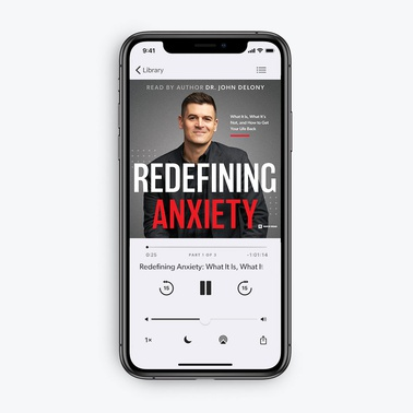 Redefining Anxiety - Audiobook