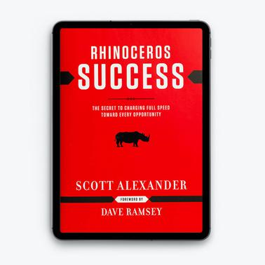 Rhinoceros Success by Scott Alexander (eBook) - iBooks for iPad/iPhone (ePub)