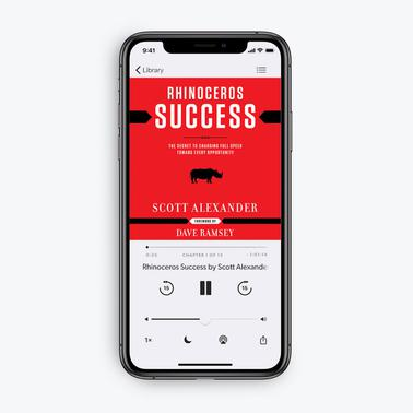 Rhinoceros Success by Scott Alexander (Audiobook Download)