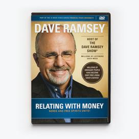 Relating With Money - DVD