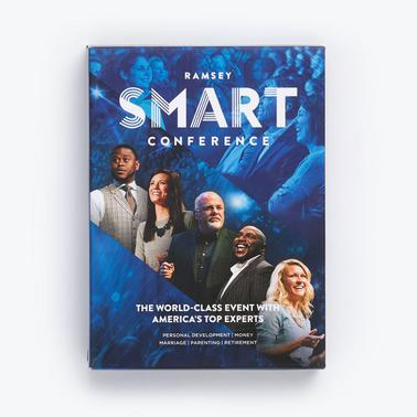 NEW! Ramsey Smart Conference DVD Set