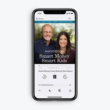Smart Money Smart Kids by Dave Ramsey & Rachel Cruze (MP3 Audiobook Download)