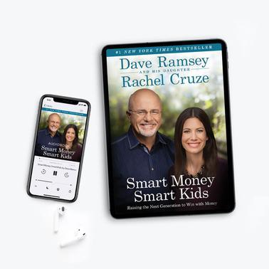 Smart Money Smart Kids - Audiobook + E-Book