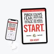 Start by Jon Acuff - Audiobook + E-Book