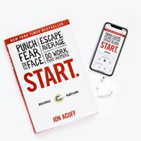 Start Hardcover + Audiobook