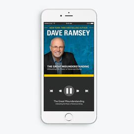 The Great Misunderstanding by Dave Ramsey (MP3 Download)