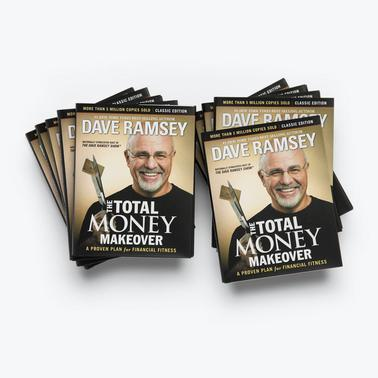The Total Money Makeover 10 Pack
