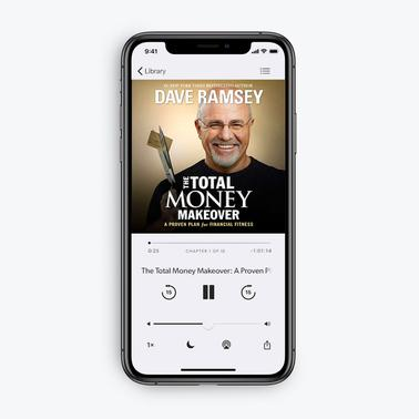 The Total Money Makeover by Dave Ramsey (MP3 Audiobook Download)