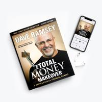 The Total Money Makeover Hardcover + Audiobook (MP3)