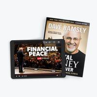 The Total Money Makeover Hardcover + Financial Peace Live Livestream